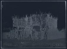 Sans titre [fortification en bois ?]