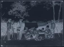 Palanquin de l'infanterie de campagne