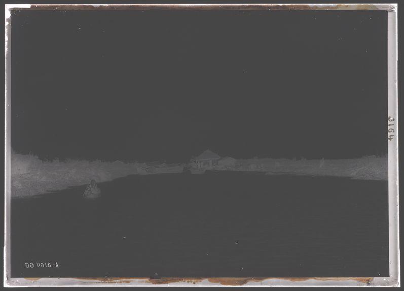 Vue du canal de Triton