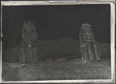Monuments Louqsor [colosses de Memnon]