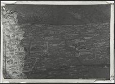 Sans titre [vue sur la ville incendiée en août 1902]