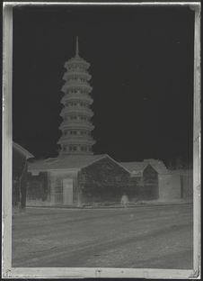 Sans titre [une pagode]
