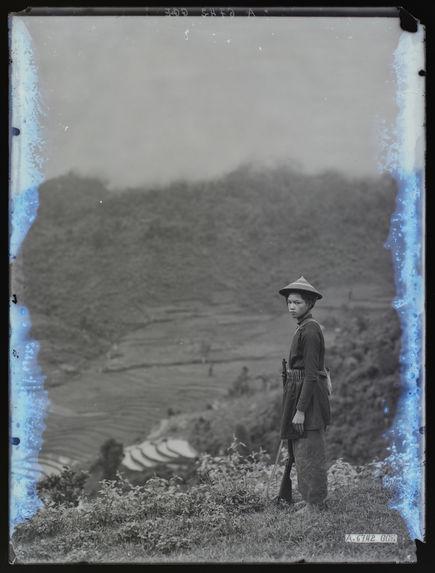 Au poste de Nguyên Binh : un partisan