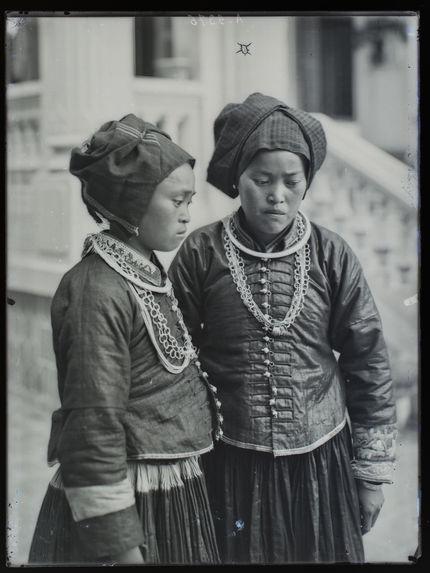 Jeunes femmes Nung