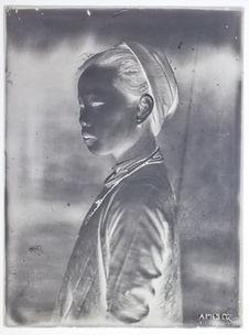 Femme annamite