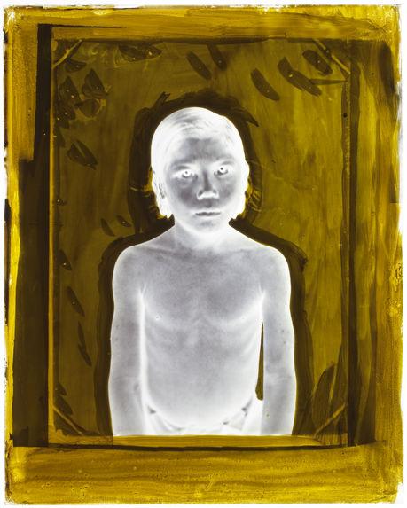 Suriname [Portrait de face, en buste, d'un enfant]