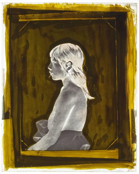 Suriname [Portrait de profil d'un enfant]