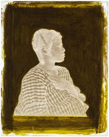 Suriname [Portrait de femme]