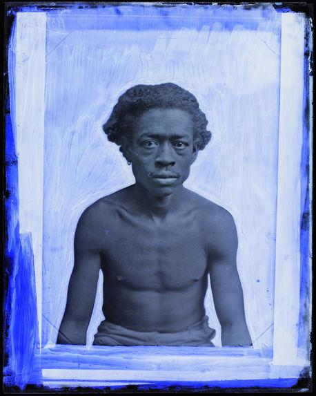 Suriname [Portrait d'homme]