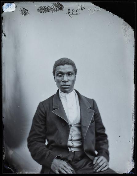 Kadour, 30 ans [Portrait de face d'un homme]