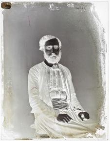 Salomon Meskel, Juif.- 26 ans [Portrait de face d'un homme]