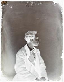 Jacques Garçon, 19 ans, né à l'île de la Réunion