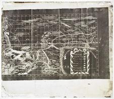 [Représentation d'une carte ancienne du Mexique]