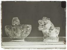 Lorillard City. Vases. n° 5589 et 5595 du catalogue du Musée d'Ethnographie du...