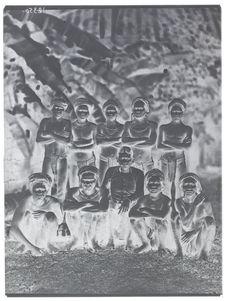 Indigènes des îles Maldives - Ceylan