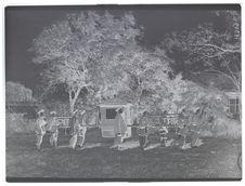 Porteurs de palanquin