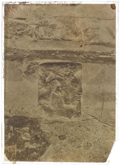 Palenque. Ruines d'édifices au nord du grand palais