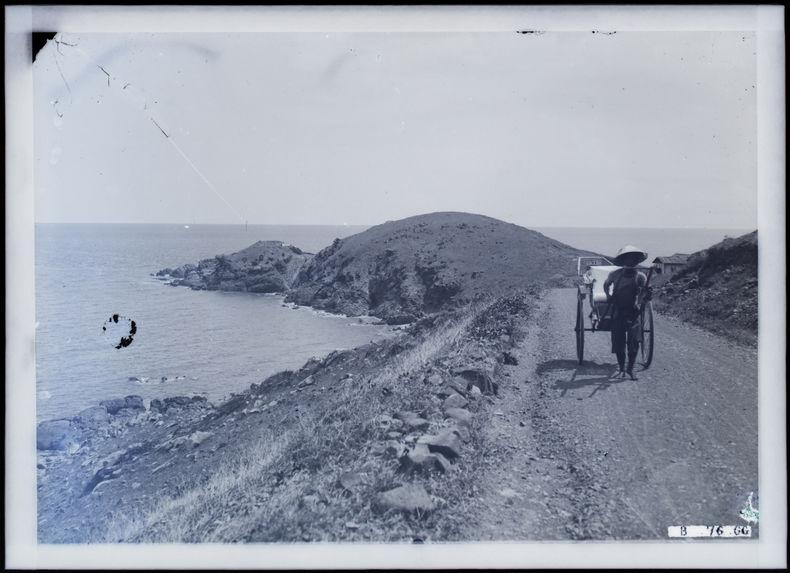 Pointe extrême du Cap St-Jacques