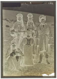 Kurdes du lac de Goktchaï (Arménie russe)