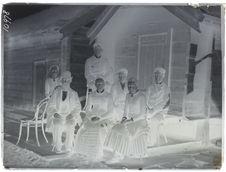 Lapons - Vues [Types scandinaves (probablement du Nord de la Norvège)]