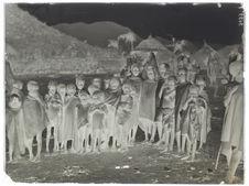 Enfants indigènes à Ghinda