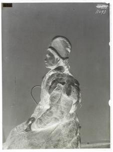 Lapons - Types [Femme lapone en costume d'hiver]