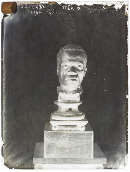 Buste de Diaïlila, nègre Mu-Lina
