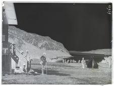Lapons - Vues [Campement des membres de l'expédition Bonaparte en Laponie]