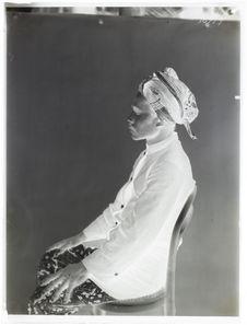 Javanais [portrait de profil]