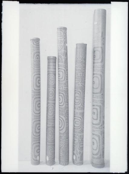 Bambous gravés