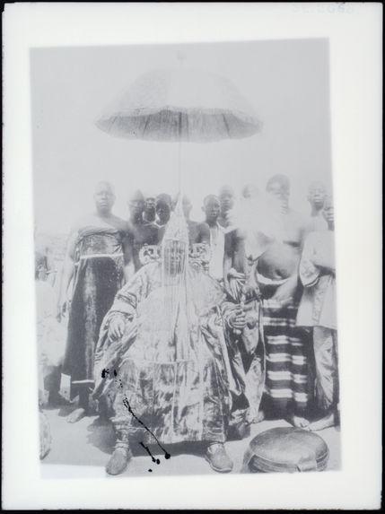 L'Aoni souverain d'Ife