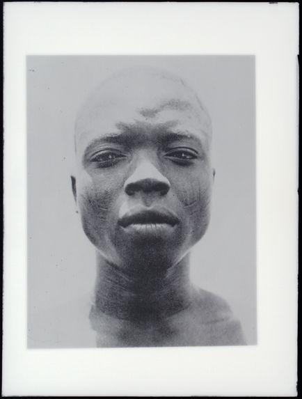 Sans titre [homme Yoruba]