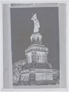 Monumento a Cuauhtemoc