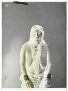 Caraïbes [portrait de femme]