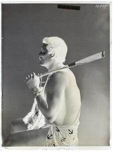 Caraïbes [Portrait d'homme]