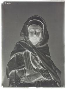 Algériens et Kabyles [Portrait d'un homme]