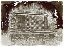 Palais des nonnes à Uxmal