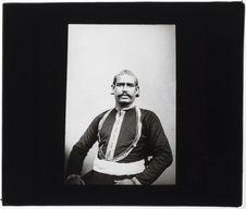 Vlack-Goahec Khawas [portrait de face]