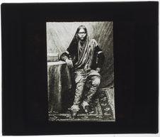 Femme hindoue d'Hyderabad