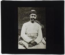 Hindou d'Hyderabad [portrait]
