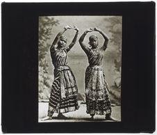 Danseuses à Bombay