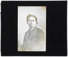 Mong-Shoé, Birman né à Mandalay