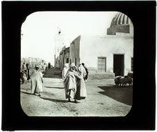 Kairouan. Rue de Tunis