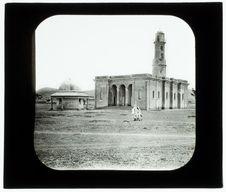 Batna. Mosquée et amphithéatre