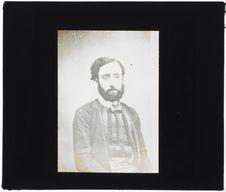 Juif d'Alger [Portrait de face de Salomon Meskel]