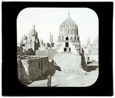 Le Caire. Tombeaux des Khalifes