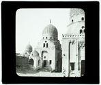 Le Caire. Tombeaux des Khalifes. Ei.Aschraf
