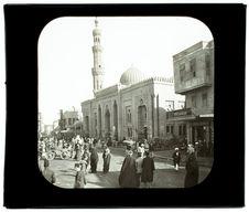Le Caire. Mosquée Seyidehzenab