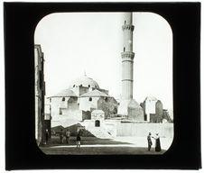 Le Caire. Mosquée de Suleman Pacha