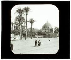 Le Caire. Mosquée aux Vieux Caire